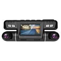 P28 видеорегистратор с поддержкой Wi Fi Двойной 1920X1080 P спереди и кабины тире Камера