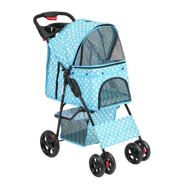 Cat Dog Stroller