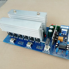 12v 24v 36v 48V 60v 72v DC to AC 220V 110V 6500w 7500w High power pure sine wave inverter motherboard PCB circuit board