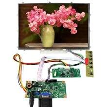 Placa do controlador do lcd 1280x800 b101ew04 10.1