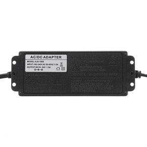 Image 4 - LEORY Универсальный светодиодный адаптер питания, 3 24 В, 1,5 А, с регулируемым напряжением, вилка стандарта ЕС и США