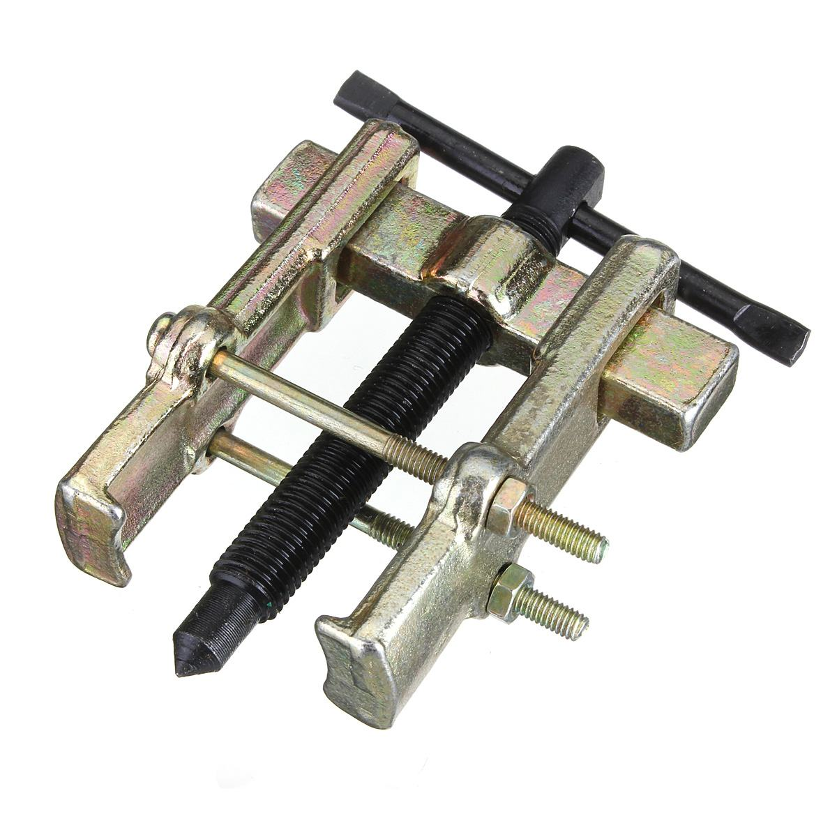 High Quality 2 Inch 65mm Carbon Steel Two Jaws Gear Puller Armature Bearing Spiral Puller Forging Hot Sale