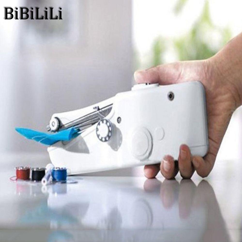 2018 Mini Tragbare Handheld Nähen Maschinen Stich Nähen Hand