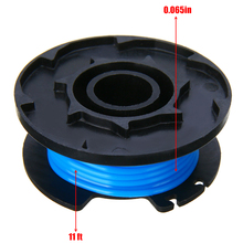 Mayitr New 1pc Auto Feed Line String Grass Trimmer Replacement Spools Suitable for 18V 24V 40V High Quality