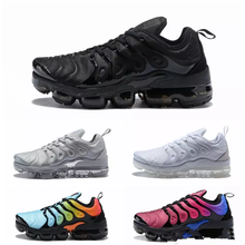 New Vapormax TN Plus Running Shoes Classic Outdoor Run Shoes tn Black White  Sport Shock Sneakers Men 635911c3d