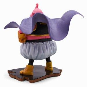 Image 5 - Экшн фигурка из аниме «Драконий жемчуг Z», супер сайян, Фит маджин Буу Бу, ПВХ, Коллекционная модель, игрушки, подарок на Рождество для малышей, 6 дюймов