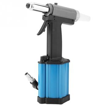 Nietpistolen Kit | KP-7150 Industrielle Luft Pneumatische Blind Niet Pistole Riveter Kit Set 2,4-5,0mm Neue