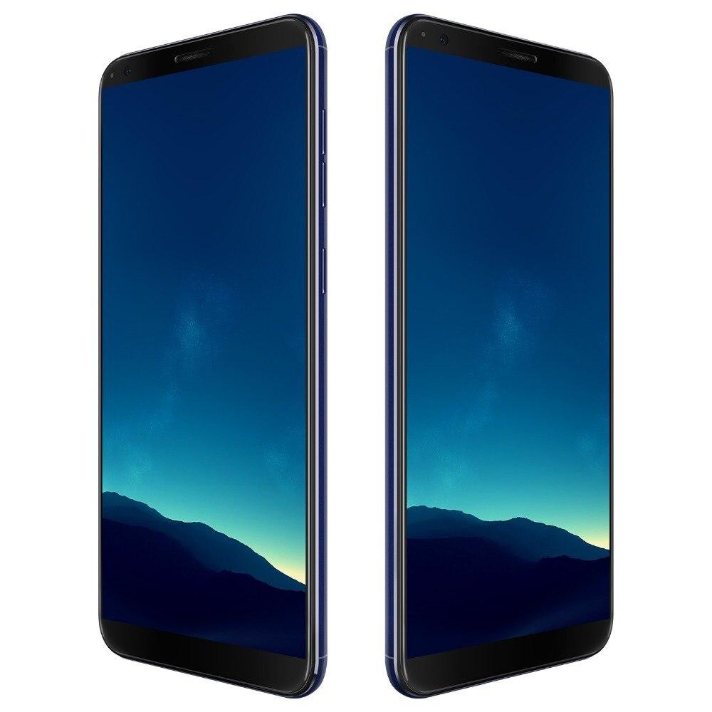 Cubot r11 android 8.1 5.5 3g smartphone 18:9 hd + tela mt6580 quad core celular 2g ram 16g rom duplo voltar câmeras telefones celulares - 3