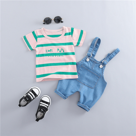 crianca moda casual roupas infantis ternos t