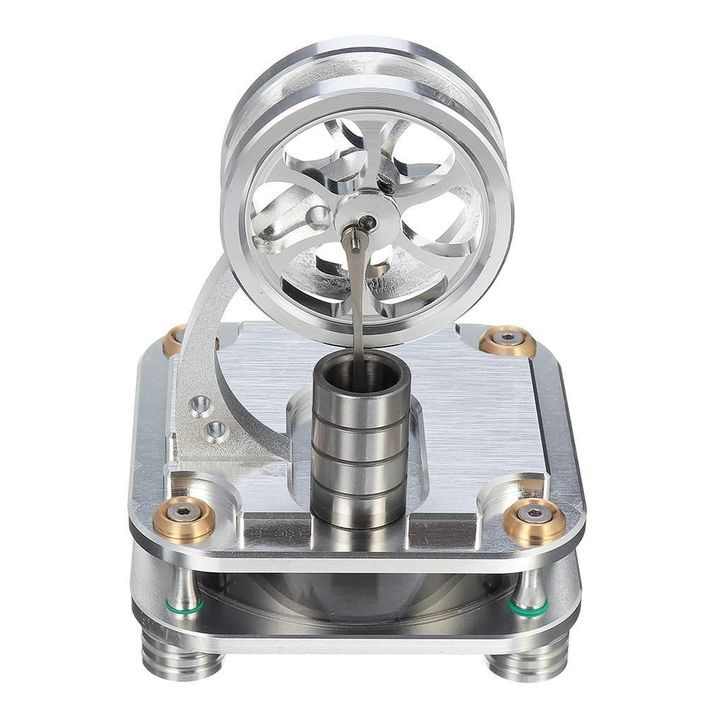 Faible différence de température Stirling moteur alliage étude modèle Collection Science étudiant enfants expérience apprentissage outil jouet cadeau