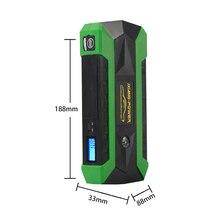 HAMBAR Car Battery Jump Starter 20000mAh Starting Device 12V 1000A Portable Auto jumper Car Charger Car Booster Power Bank
