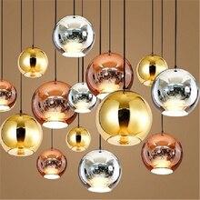 все цены на Nordic LED Pendant Lights Glass Pendant Lamps Loft Industrial HangLamp Lamparas Techo Colgante Kitchen Fixtures Lustre Luminaria онлайн