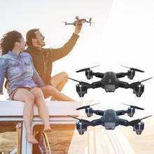 Mini RC Drone Helicopter Remote Control Folding Adult Kids A
