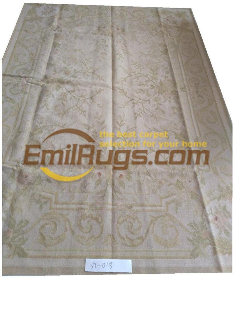 Luxueux tapis français un salon luxueux tapis européen un salon luxueux Court thé Table tapis concis moderne