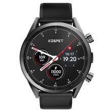 Kospet Hope Lite 4G Smartwatch телефон 1,39 дюймов Android 7,1 MTK6739 четырехъядерный 1 ГБ ОЗУ 16 Гб ПЗУ водонепроницаемые 620 мАч Смарт часы