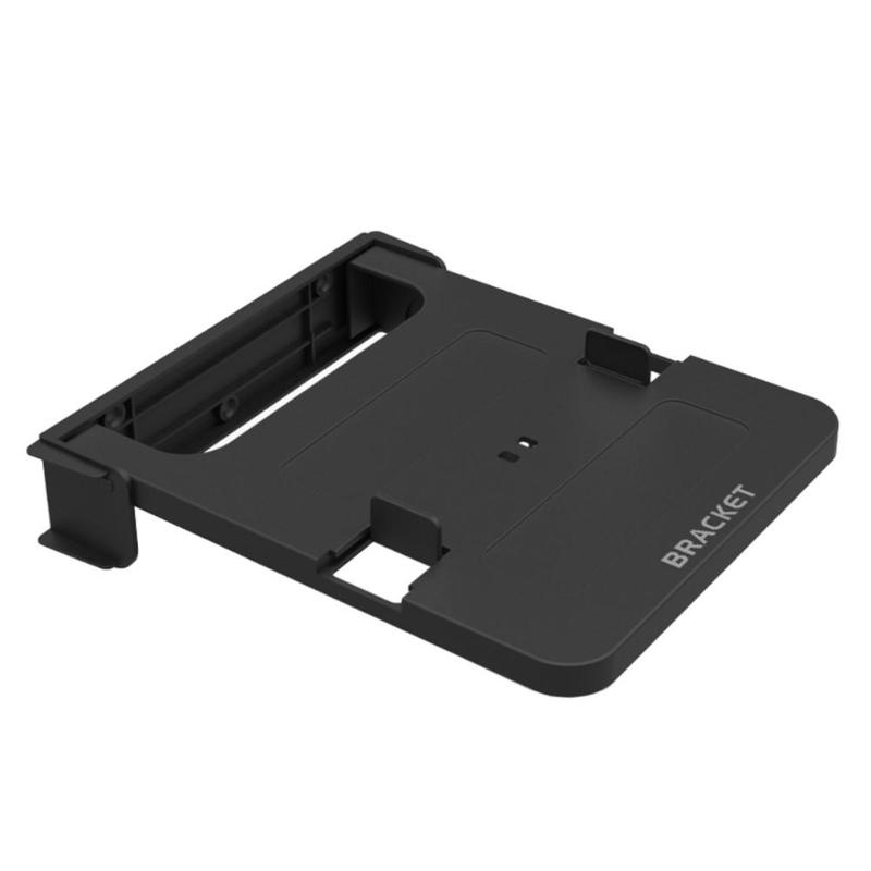 100-138mm Wall Mounted TV Box Stand Top Box Mount Wall Hanging Holder TV Bracket Universal For H96 Pro+ TV Box, Top Box, Router