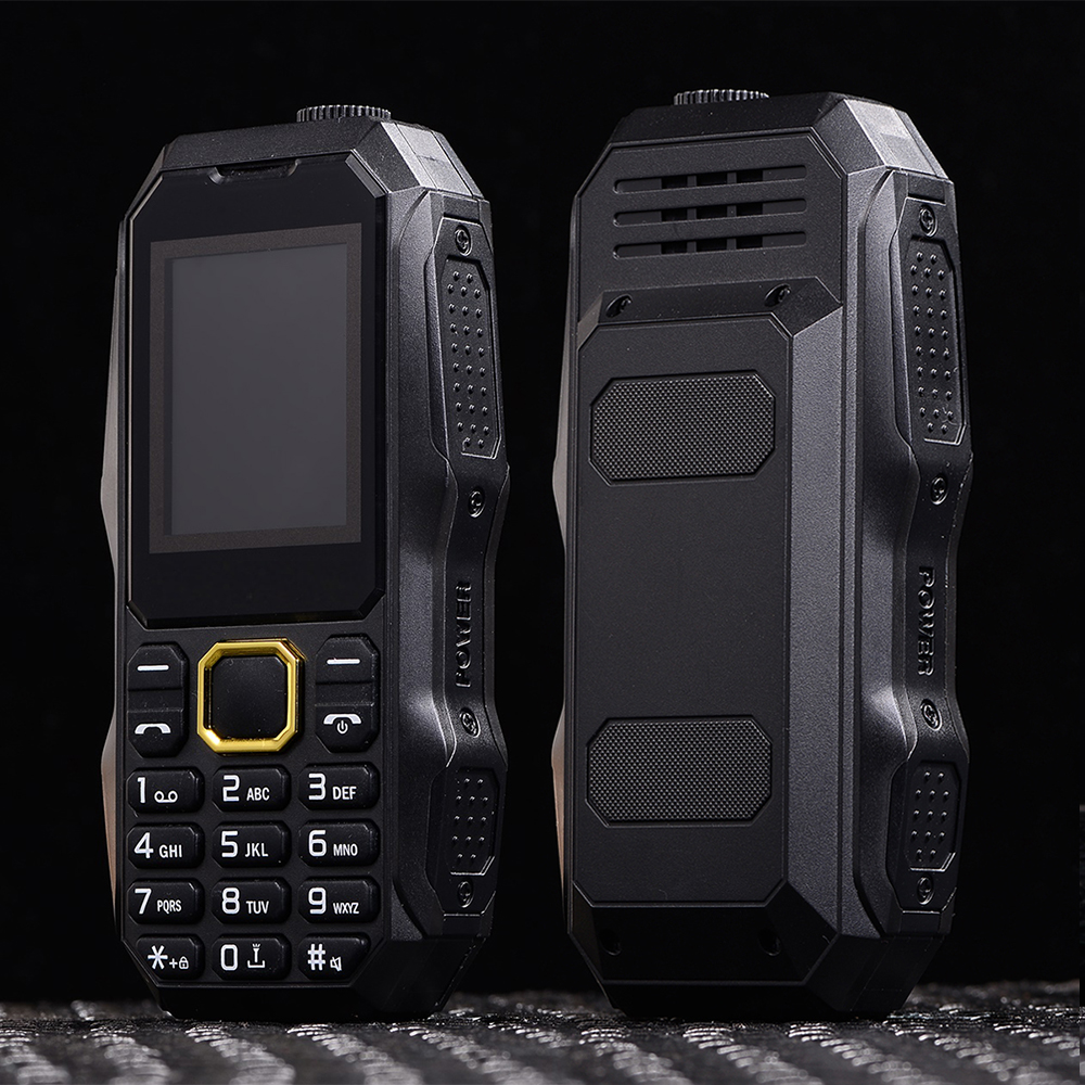 Unlock Small Mini Rugged Mobile Phone Shockproof Whatsapp GPRS No Camera Dual Sim Russian Key Flashlight Bluetooth Low Price