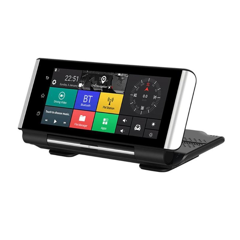2-Power-Supply DVR Car-Dvr-Camera Android Gps-Navigatio K6phisung 7in 4G 1280x400-Resolution