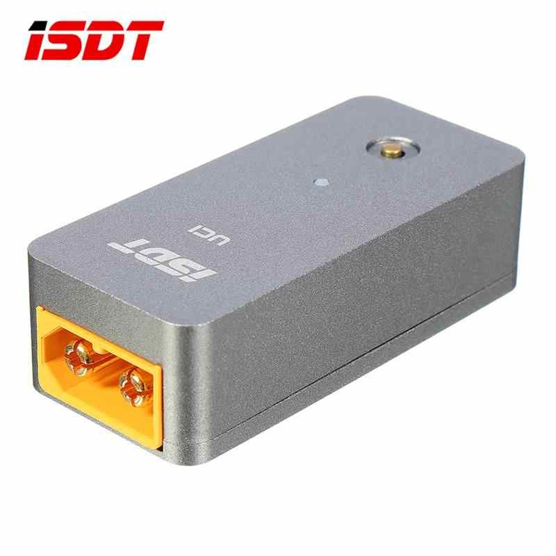 New Product ISDT UC1 18W 2A Mini Quick Charging Smart USB Charger Support 2.0/3.0/FCP/BC1.2