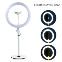 10 LED Ring Light Makeup Mirror Fill Light Dimmable Lamp Studio Photo Phone Video Live Photography Selfie Light with USB Cable