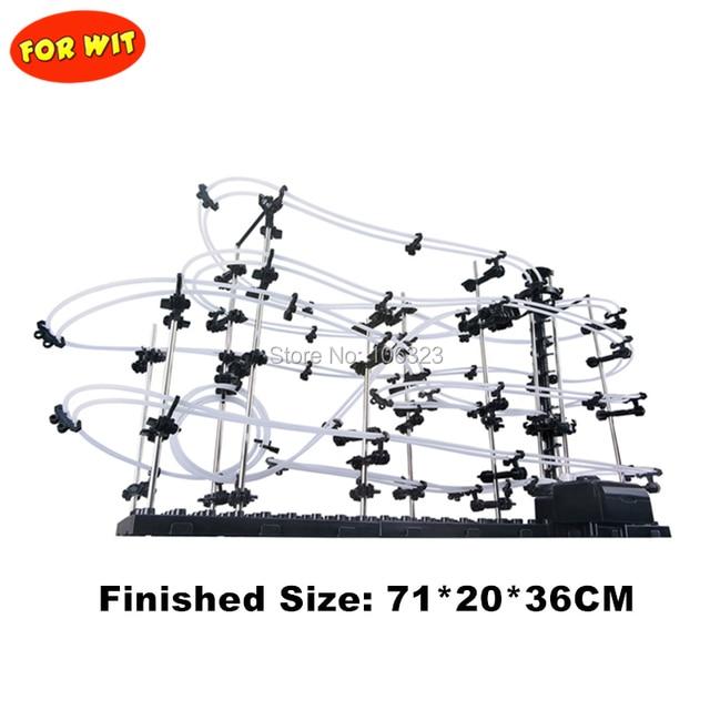 231-3 Toy Roller Coaster, Space Rail Level 3, Spacewarp, Spacerail Warp, Warp Drive, Space shuttle, Intelligence toys, Best Gift