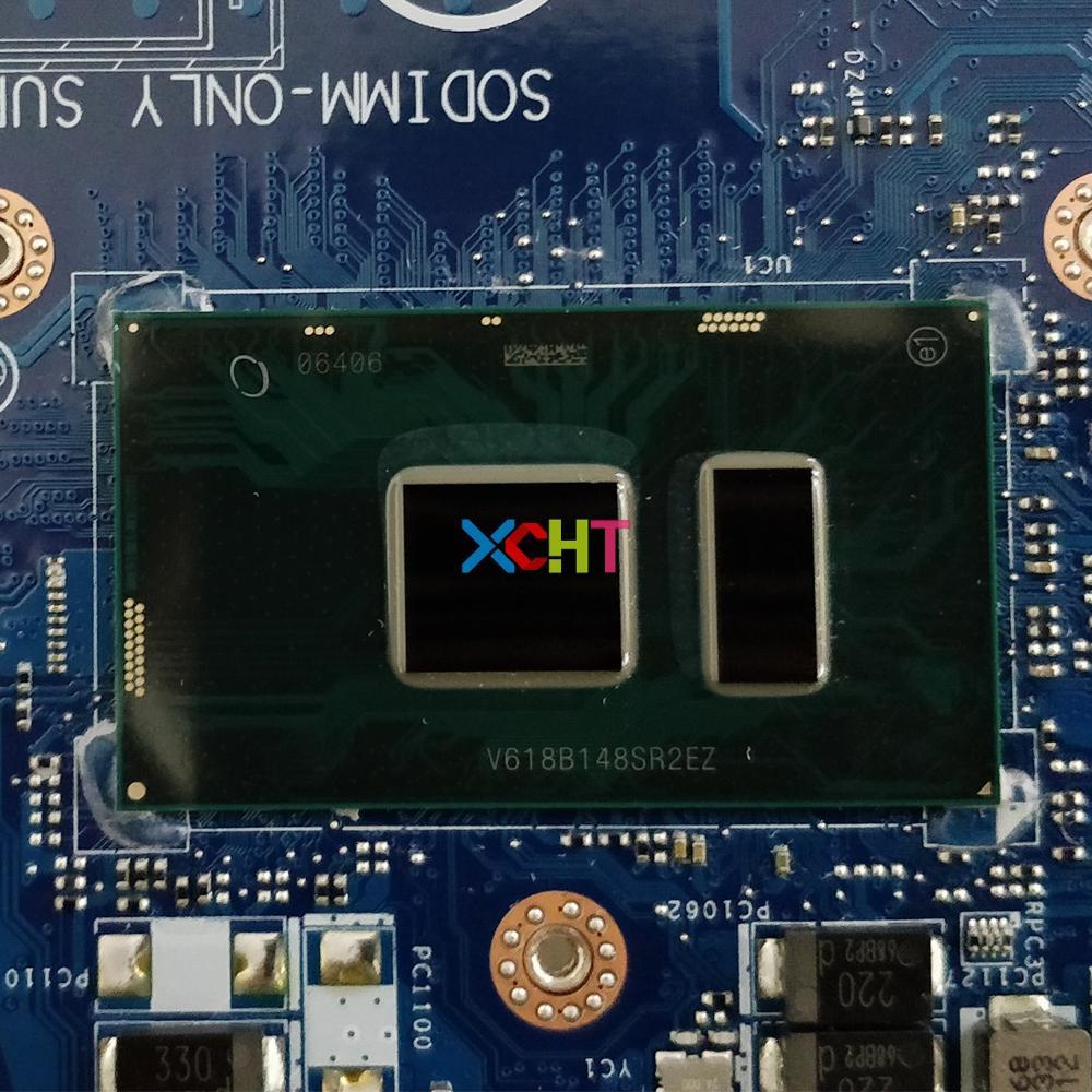 CN 086V8H 086V8H 86V8H AAL15 LA D071P W I7 6500U CPU For Dell Inspiron 15 5559 Notebook PC Laptop Motherboard Mainboard