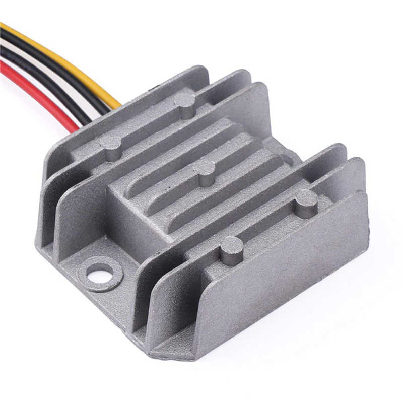 DC DC Converter Buck 12 V 24 V naar 5 V 5A 25 W Step-Down Converter Regulator Voltage converteren Transformator Voeding Module