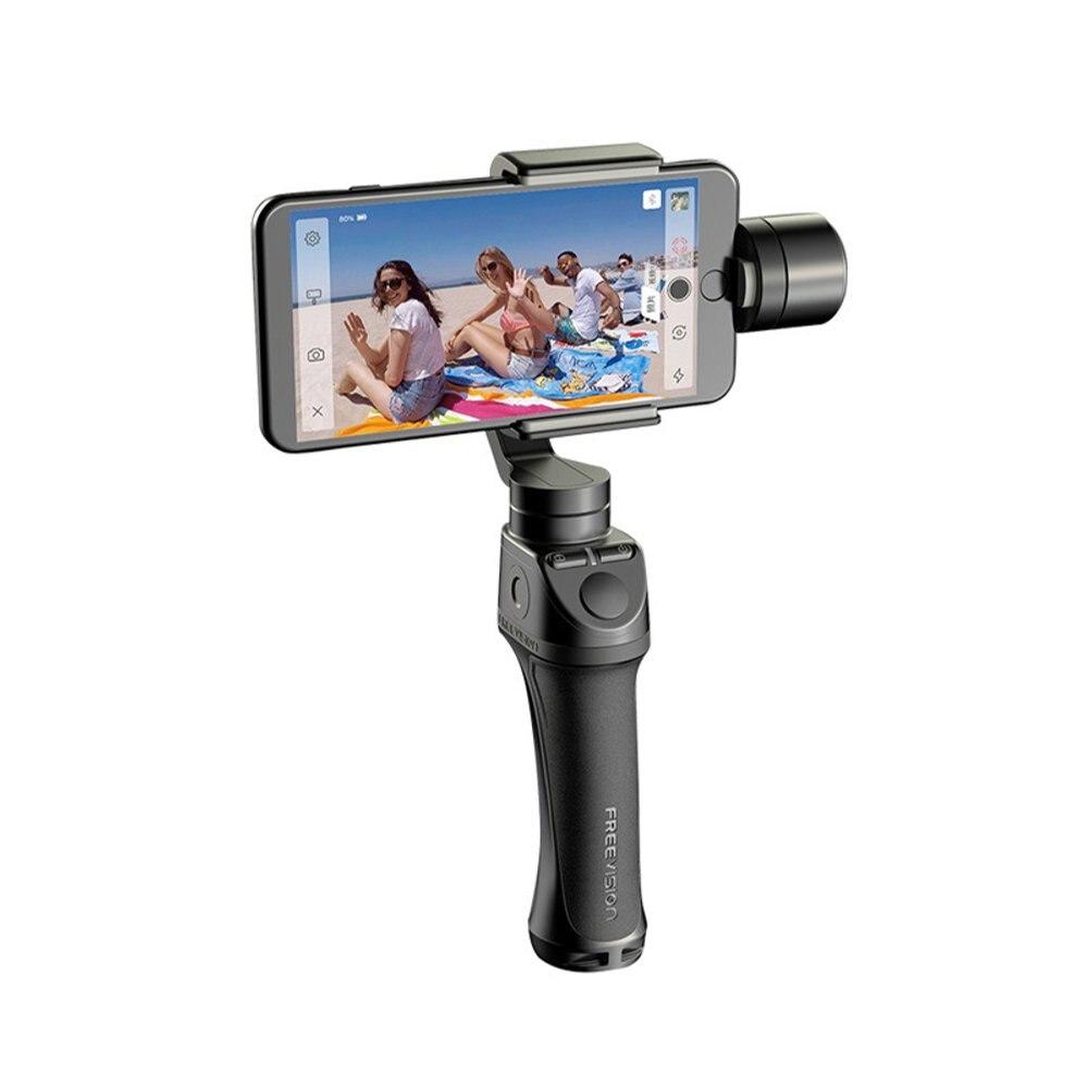 Stabilisateur de cardan Anti-choc de cardan de stabilisateur tenu dans la main de haute qualité de Freevision Vilta Mobile vilta-m 3 axes pour le téléphone Android d'ios