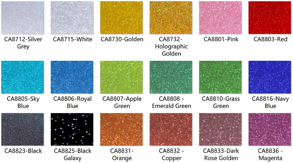 400mm x 300mm x 3,0mm (L x W x T), multi Farben Acryl (PMMA) Einseitig Glitzernde Blätter 6 teile/los-in Tafeln & Schilder aus Heim und Garten bei  Gruppe 1