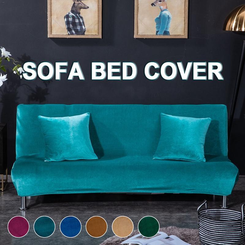 Sofa Bed Cover Winter Plush
