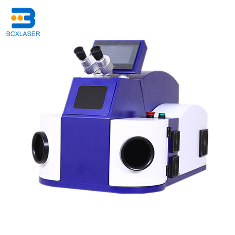 BCX Jewelry Laser Welding Machine For Ring Bangle Bracelet Platinum Jewelry Even For Dental Sales