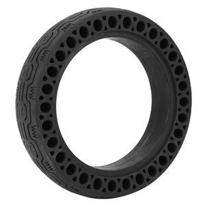 Image 3 - Scooter Tyre Anti Explosion Tire Tubeless Hollow Solid Tyre Wheel Non Pneumatic Tyre for Xiaomi Mijia M365/PRO Electric Scooter