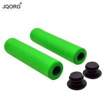 Ультра-светильник, силикагель, велосипедные ручки, 7 цветов, силиконовый материал, ручки для горного велосипеда, губка, удобные велосипедные ручки MTB