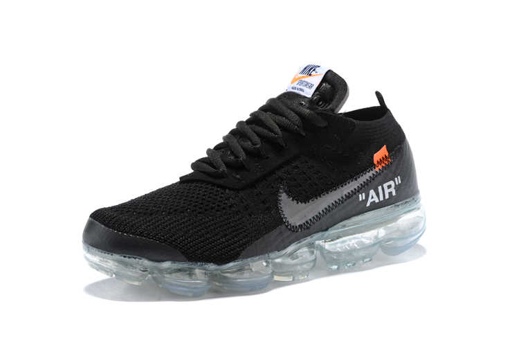 3d1daa8b5ec NIKE 2018 Joint Knit Air Running shoes OFF-WHITE x NIKE Air Vapor Max men s