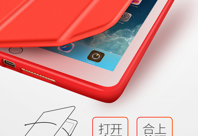 SUREHIN pehme silikoonkott Apple iPad pro 10,5 11 kaanekarbile õhuke - Tahvelarvutite tarvikud - Foto 3