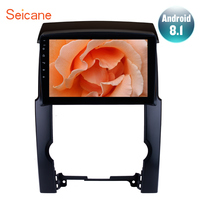 Seicane 2din HD 1024*600 10.1 Android 8.1 Quad core Car GPS Navigation Radio For 2009 2010 2011 2012 KIA Sorento support TPMS