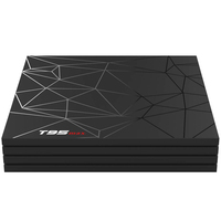 LEORY Sunvell T95 MAX Allwinner H6 4GB DDR4 64GB 2.4G WIFI 100M LAN Android 8.1 4K TV Box