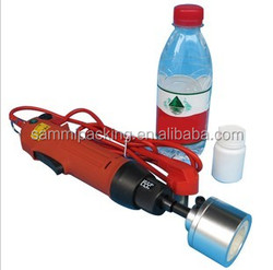 Low cost manual screw capping machines/manual plastic bottle capping machine 10-50mm
