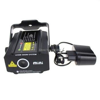 ESHINY Mini 4in1 Laser Lights Effect  1