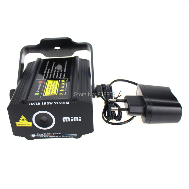 ESHINY Mini 4in1 Laser Lights Effect  1