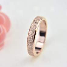 Romantic Wedding Ring For Women Man Concise Multicolor Mini Cubic Zirconia Rose Gold Color Engagement Cute Round Fine Jewelry цена и фото