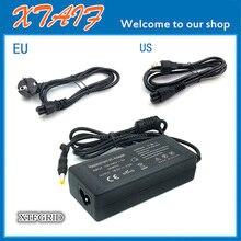 전원 케이블로 hp officejet h470 h450 h460 g14 용 고품질 18.5 v 3.5a 65 w ac/dc 전원 어댑터 충전기