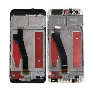 "Image 5 - 5.1 ""מקורי נבדק M & סן עבור Huawei P10 VTR AL00 VTR L09 VTR L29 VTR TL00 מסגרת LCD תצוגת מסך + מגע פנל Digitizer P10"