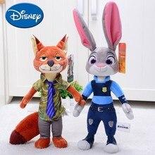 Disney Plush Toy  Cartoon Doll Zootopia Judy Nick  PP cotton