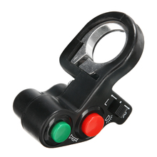 1pc Motorbike Horn Turn Signals On/Off Light Switch 7/8 Dia Handlebars Accessories For ATV Bike Motorcycle Scooter