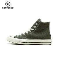 Конверс новый оригинальный CTAS 70 Привет обувь унисекс Мужские кроссовки Женская высокая классическая обувь для скейтбординга 159771C