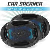 12V 1000W 6x9 inch 2 way Car Coaxial Speaker Auto Vehicle Audio Tweeter Loundspeaker Music Stereo Sub Woofer Speakers
