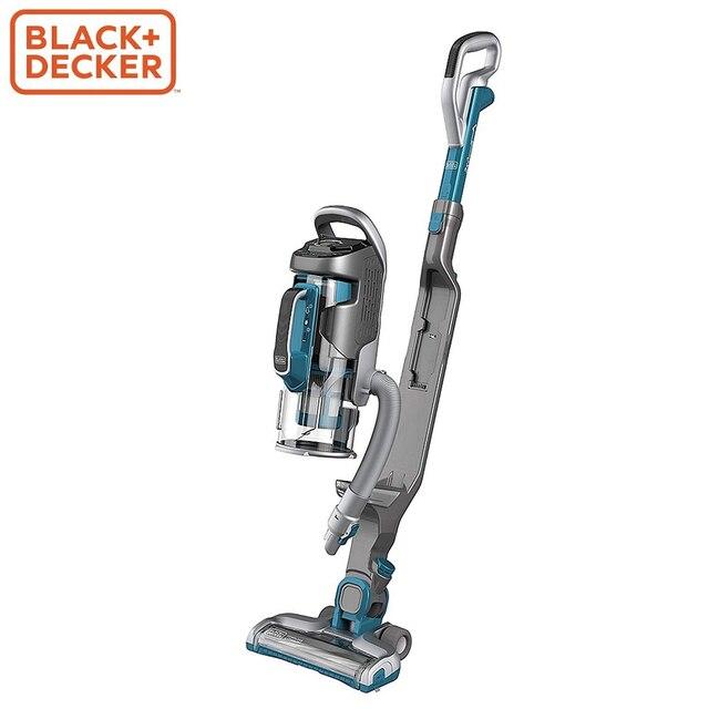 Вертикальный аккумуляторный пылесос Black+Decker MULTIPOWER 2-В-1 CUA525BH-QW