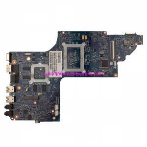 Image 2 - Genuine 681999 001 HM77 w 630 M/1G Discreti Scheda Madre Del Computer Portatile Mainboard per HP DV7 7015CA DV7T 7000 NoteBook PC