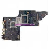 mainboard האם מחשב 681999-001 Genuine HM77 w Mainboard האם מחשב נייד דיסקרטית 630M / 1G עבור HP DV7-7015CA DV7T-7000 Notebook PC (2)